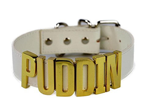 Harley Quinn Choker Suicide Squad Puddin Neck Collar Necklace