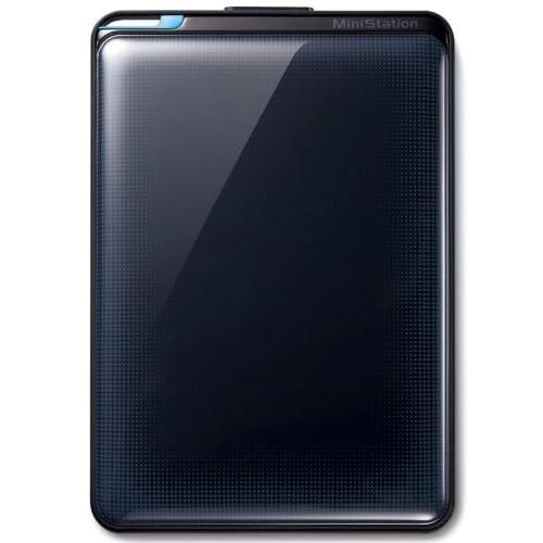 BUFFALO ターボPC EX2 USB3.0 ポータブルHDD 2TB ブラック HD-PNT2.0U3-GBC