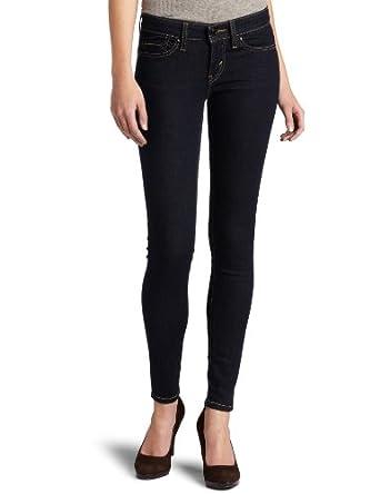 Levi's Juniors 535 Legging Jean, Night Out,31/13 Medium
