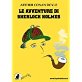 Le avventure di Sherlock Holmesdi Sir Arthur Conan Doyle