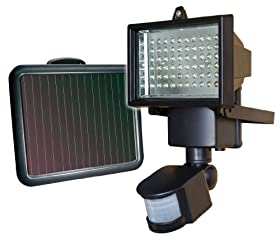 Sunforce 82156 60 LED Solar Motion Light