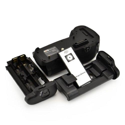 Dste As Mb-D12 Multi Power Battery Grip For Nikon D810, D800E, D800+ Wireless Remote Control