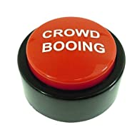 Crowd Booing Button