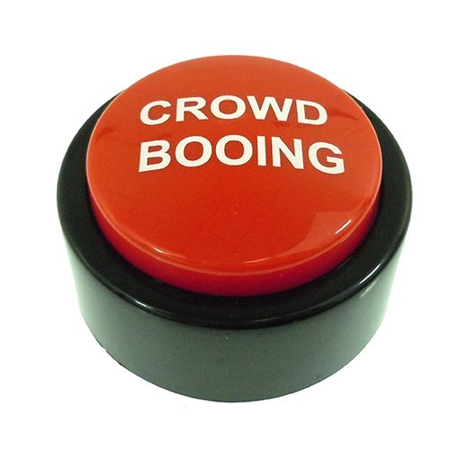 Crowd Booing Button (Noise Maker Button compare prices)