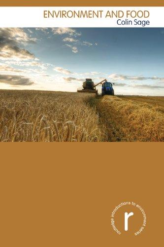 Food Policy Integrating Health Environment And Society