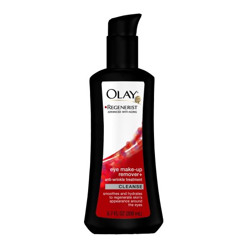 Olay Regenerist Eye Makeup Remover and Anti-Wrinkle Treatment, 6.7 Ounce (Pack of 2)