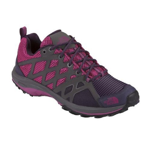 The North Face Hedgehog Guide Hiking Shoe - Women's Grand Purple/Fuschia Pink, 10.0