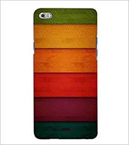 PRINTSWAG PATTERN Designer Back Cover Case for MICROMAX CANVAS SLIVER 5 Q450