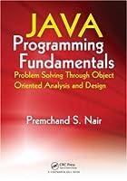 Java Programming Fundamentals Front Cover