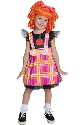 [8eighteen Lalaloopsy Deluxe Bea Spells-A-Lot Toddler/Child Costume] (Lalaloopsy Adult Costumes)