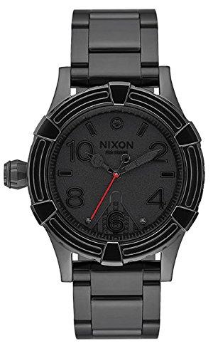 [ニクソン] NIXON×STARWARS 腕時計 ウォッチ スターウォーズコラボレーションモデル ダースベイダー 数量限定モデル 20気圧防水 メンズ レディース