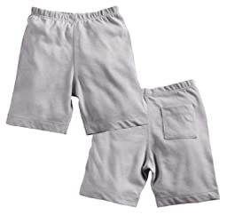 Babysoy Shorts - Cloud-6-12 Months