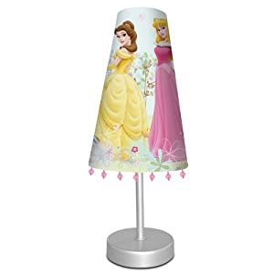 petite lampe de chevet disney princesse. Black Bedroom Furniture Sets. Home Design Ideas