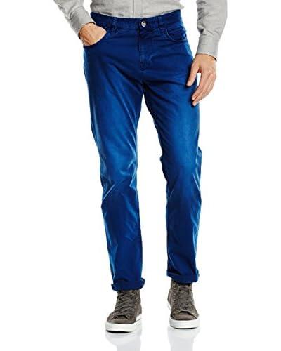 TOM TAILOR Pantalón Azul Oscuro