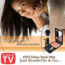 Go Natural The All In One Cosmetic Magic Mineral Makeup On TV