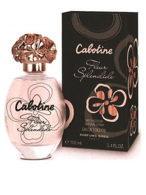 Cabotine Fleur Splendide per Donne di Parfums Gres - 100 ml Eau de Toilette Spray