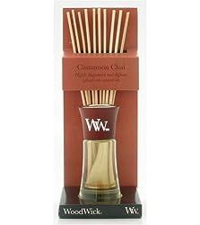 Cinnamon Chai WoodWick Diffuser - 2 Oz. Room Size