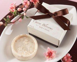 Kate Aspen 21034IV Scented Soap, Cherry Blossom