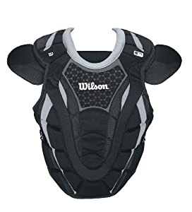 Buy Wilson Promotion 18-Inch Baseball Chest Protector with Isoblox, Dark Green,... by Wilson