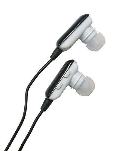 Sunyee Wireless Stereo Bluetooth Earbuds Headsets + Sports Earhooks For Iphone, Ipad, Nokia, Htc, Samsung, Lg, Moto And Pc Computer - Retail Packaging (Sunyee Black)