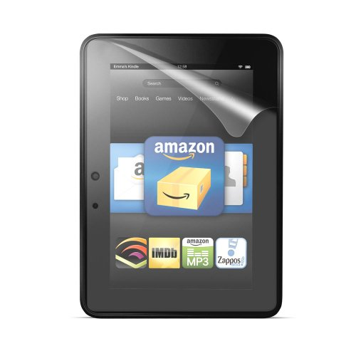 "Marware 3-Pack Ultra-Clear Screen Protector for Kindle Fire HD 7"" (will only fit Kindle Fire HD 7"")"