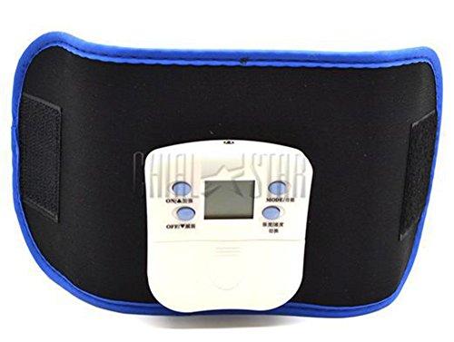 Amaranteen - Body Building Weight Loss Belt Massager Ab Gymnic Electronic Health