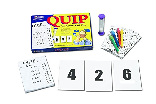 Learning Advantage 7890 Quip Math Logic Card