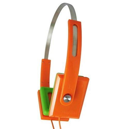 Dreams ZUMREED ZHP-008 Square Orangeの写真01。おしゃれなヘッドホンをおすすめ-HEADMAN(ヘッドマン)-