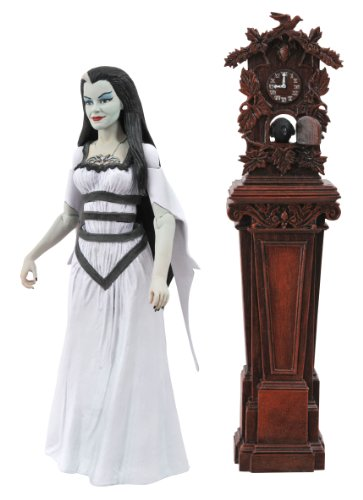 Diamond Select Toys Munsters Select Lily Munster Action Figure