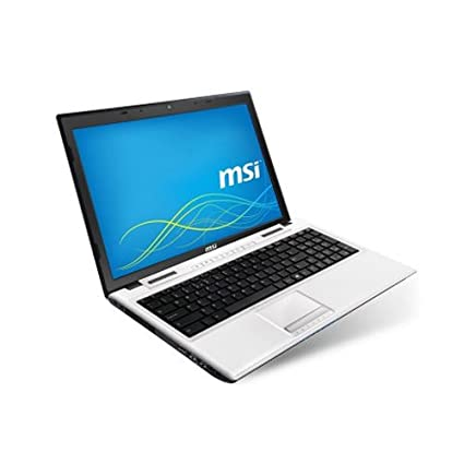 "MSI CR61 2M-1205FR Ordinateur portable 15"" (38,10 cm) Intel Pentium 3560M 2,4 GHz 500 Go 4 Go Intel HD Graphics Blanc"