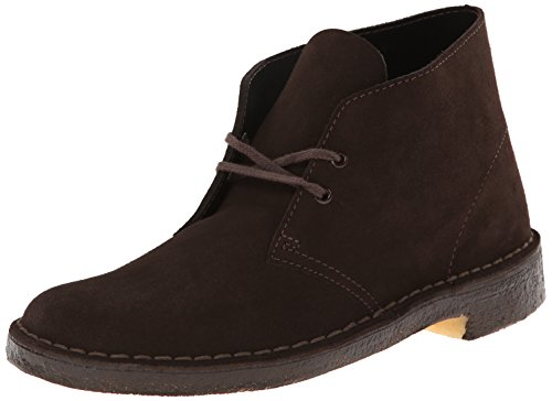 Clarks Originals Men's Desert Boot,Brown Suede,6.5 M US