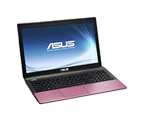 ASUS A55A-AB51-PK 15.6-Inch LED Laptop (Pink)