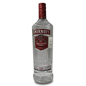 Smirnoff Red Label Vodka 1000ml