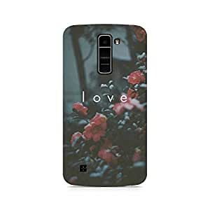 Ebby Faded Love Premium Printed Case For LG K7