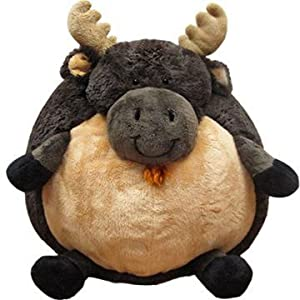 "Squishable Moose 15"" Plush Toy"
