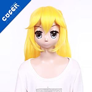 Tqglobal pretty cure smile Kise Yayomi cosplay wig GH458 Animation hair full wig ACG cosplay wig Costume party Wig synthetic wig made in China