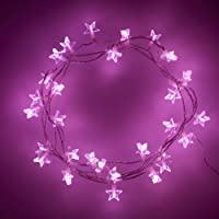 Indoor Star Fairy Lights with 30 LEDs by Lights4fun by Lights4fun