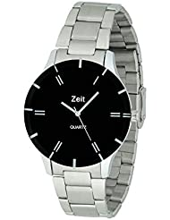 Zeit Silver Analog Watch For Women