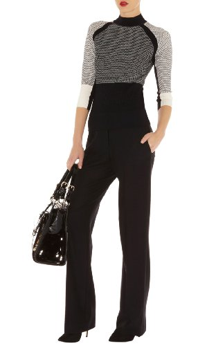 Classic Tailored Wool Trouser