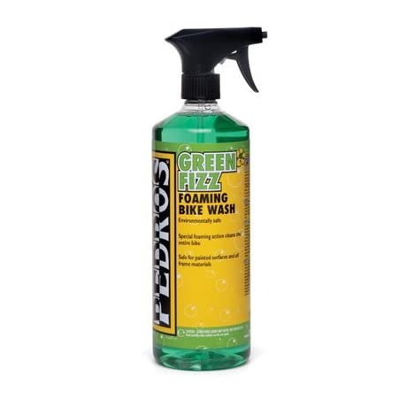 Pedro's Green Fizz Foaming Bike Wash - 33.8oz/1 Liter - 6130321NA