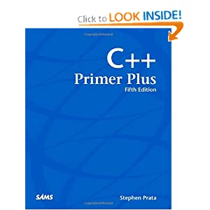 C++ Primer Plus (5th Edition) by Stephen Prata