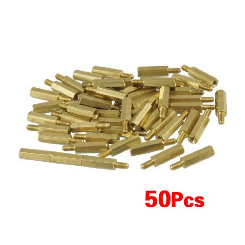 sodial-r-50-pz-m3-maschio-x-m3-femmina-vite-hex-pcb-stand-off-spacer-lunghezza-15mm