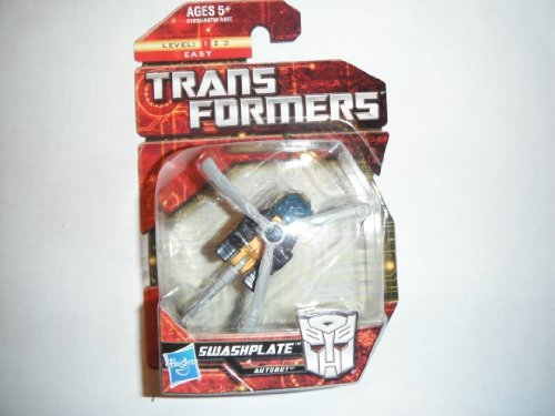 Transformers Swashplate Mini Con Figure - 1