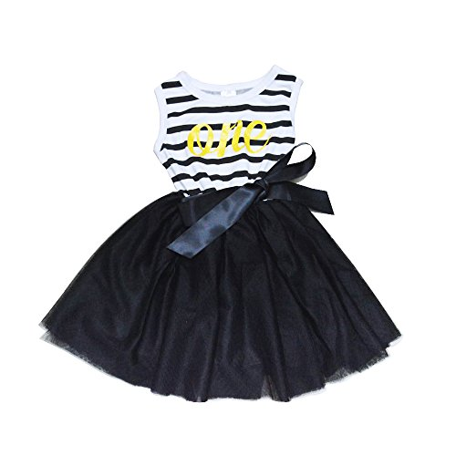 [Baby Girls Shinny Letters Sleeveless Printed Dress Outfit] (Xxl Santa Suits For Sale)