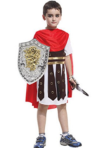 Halloween Costumes Whitton Performing Served King Roman Little Soldier