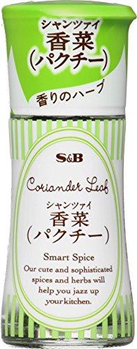 S&B スマートスパイス 香菜(パクチー) 1.8g×5個