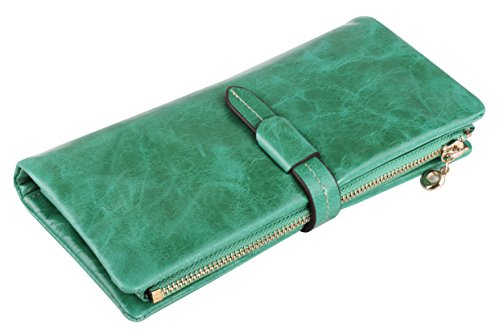 lh-saierlongr-womens-trifold-wallet-green-lake-wax-genuine-leather-wallets