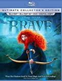 BRAVE (BLU-RAY/3D/DVD/DC/5 DISC COMBO/WS) (3-D) BRAVE (BLU-RAY/3D/DVD/DC/5 DISC COMBO/WS) (3-D)