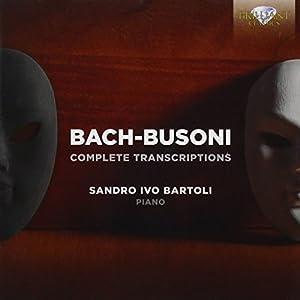 Intégrale des Transcriptions de Ferruccio Busoni