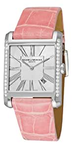 Baume & Mercier Women's 8743 Hampton Square Diamond Watch